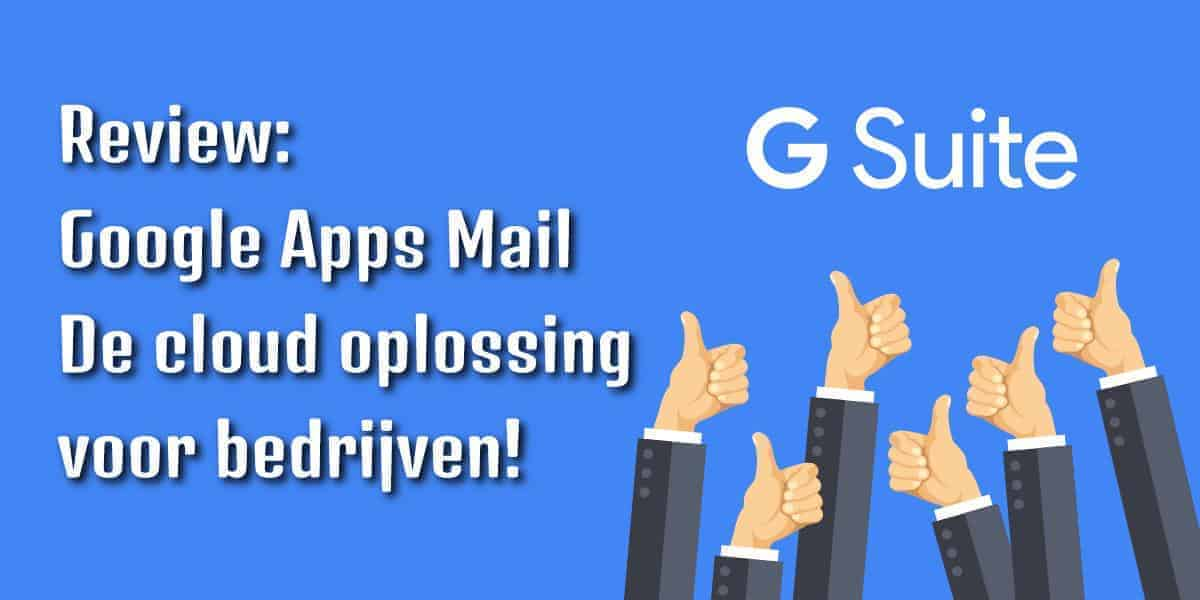 Gmail of Google Apps Mail