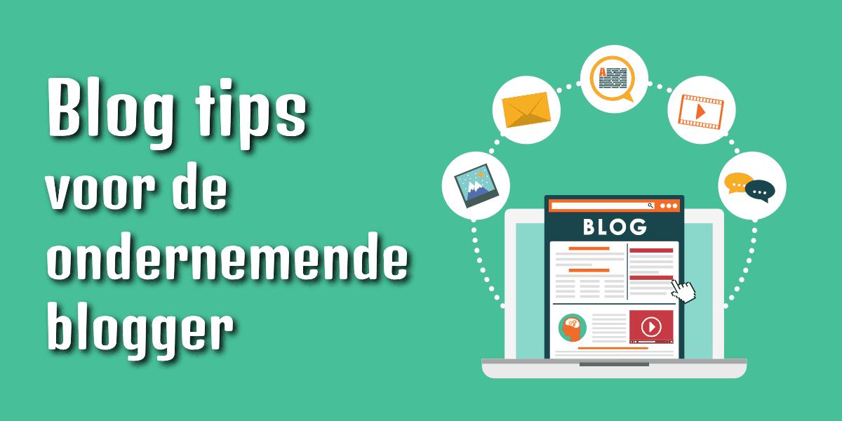 Blog tips voor ondernemers