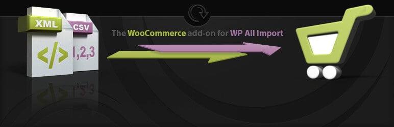 WooCommerce add-on for WP All Import