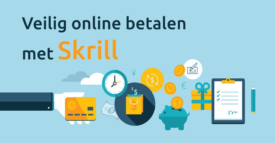 Online betalen met Skrill