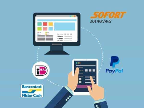 Welke betaalmogelijkheden kiezen voor uw webshop?