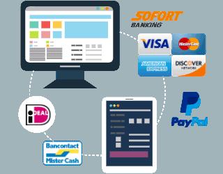 Online betaalmethoden header afbeelding
