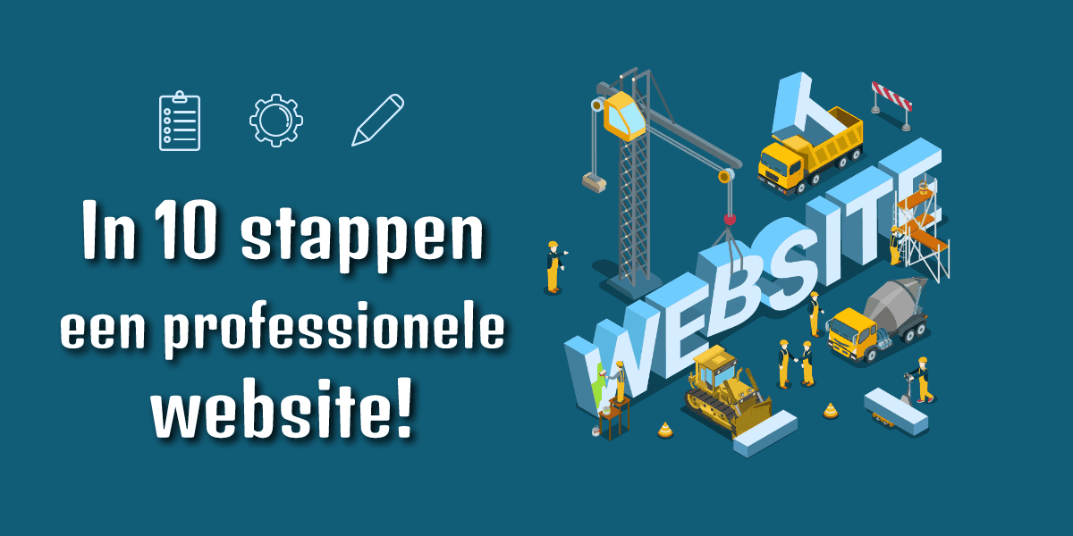 Professionele website maken