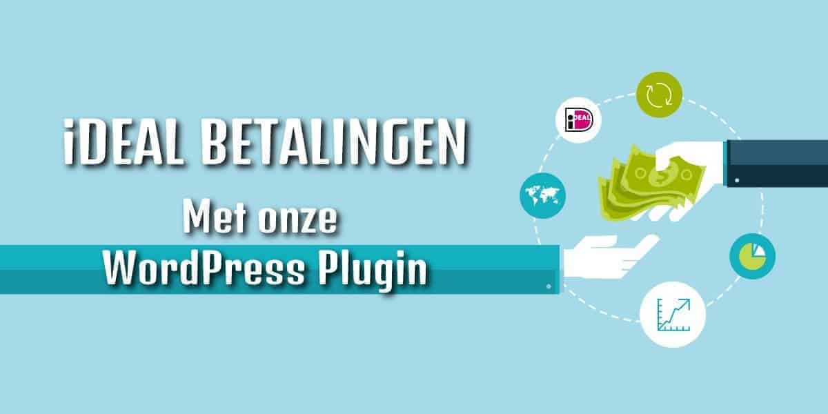iDEAL betalingen plugin