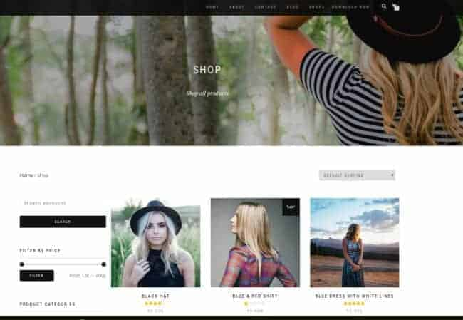 ShopIsle e-commerce theme