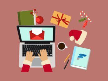 Zakelijke kerstgroet versturen met MailChimp