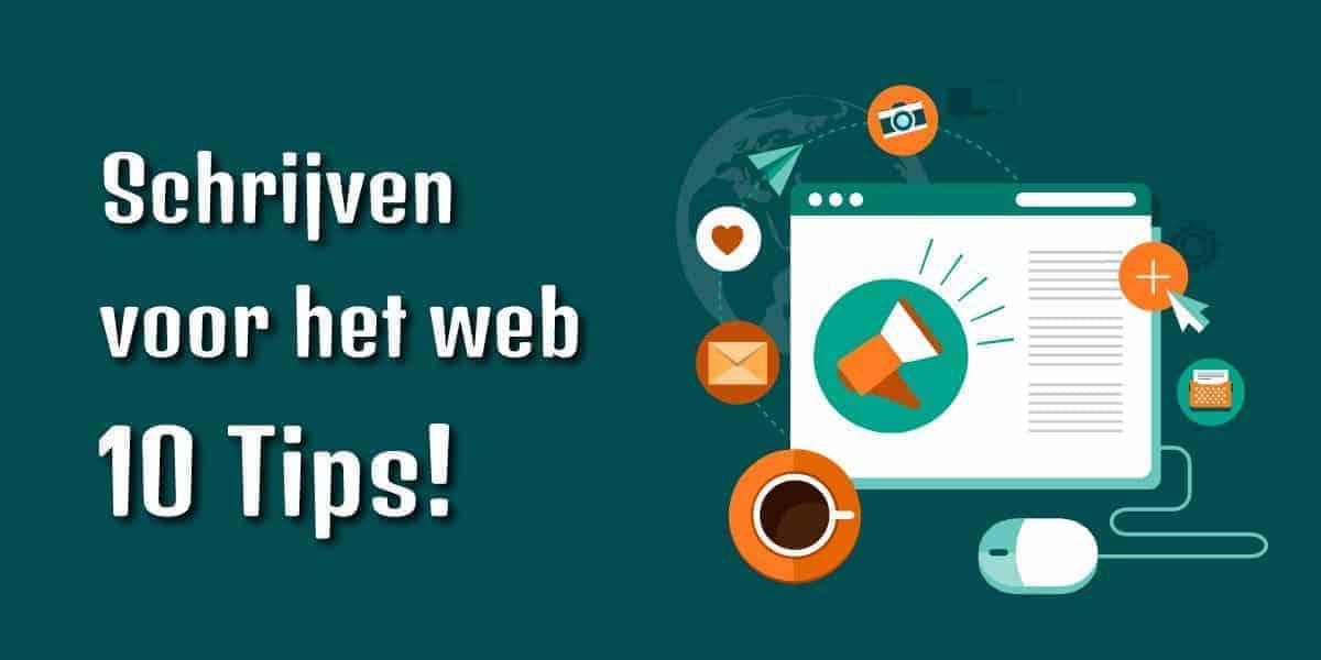 Schrijven voor het web