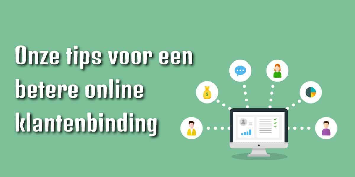 Online klantenbinding