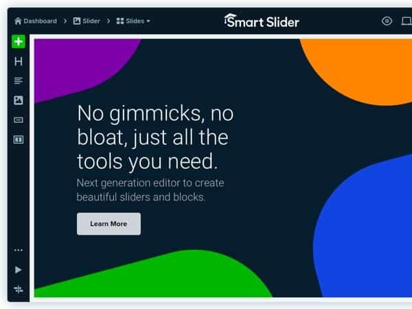 Smart Slider 3 plugin