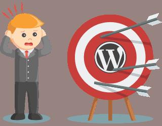 WordPress website maken header afbeelding